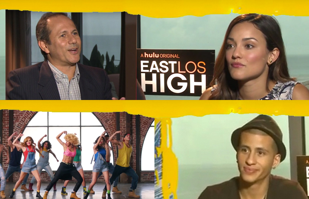East Los High en UP&Close with Edgardo Ochoa