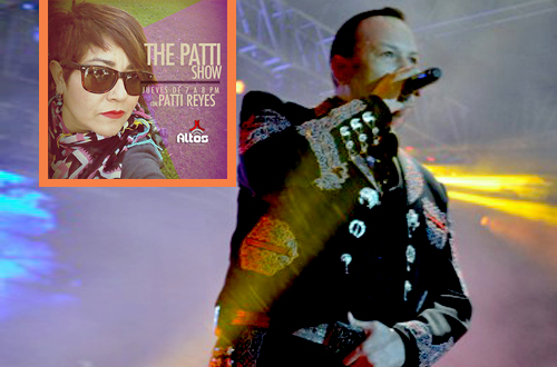 Pepe Aguilar The Patti Show