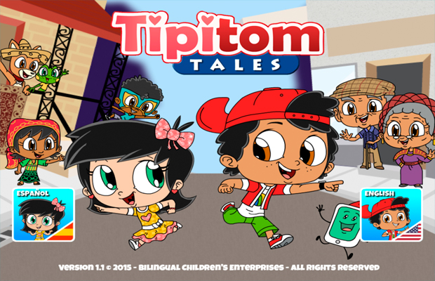 Tipi Tom Tales Main