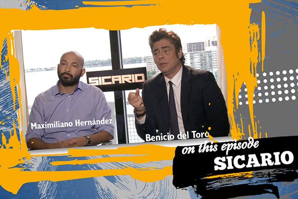 Sicario Up&Close